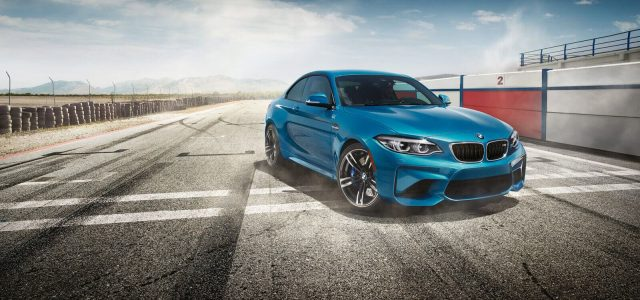 2018 BMW M2 INDIA LAUNCH PRICE SPECS (1)