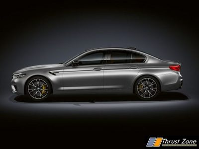 2018 BMW M5 Competition India Price Specs Launch (2)