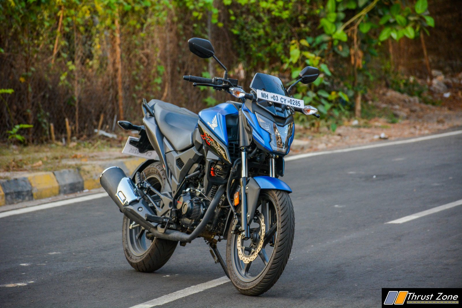 https://www.thrustzone.com/wp-content/uploads/2018/05/2019-Honda-XBlade-160-Review-6.jpg