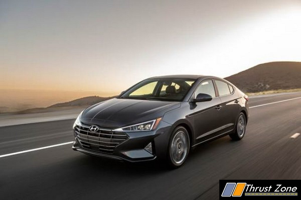 2019 Hyundai Elantra Facelift India Launch Price Specs