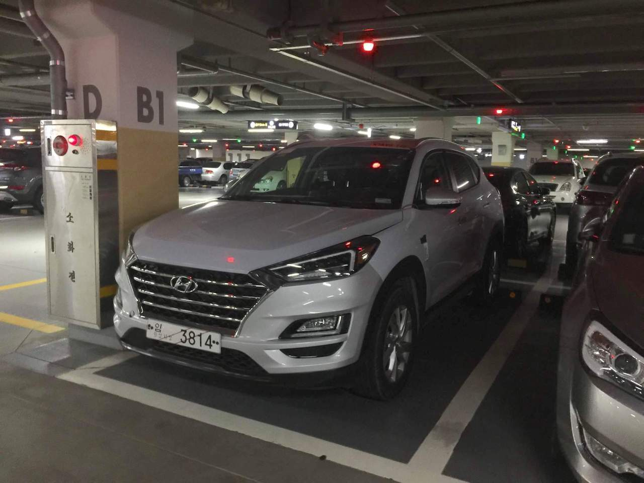 Hyundai Tucson Facelift India Launch In Mid 2019