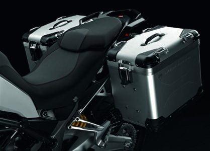 Aluminium Panniers Ducati Multistrada 950
