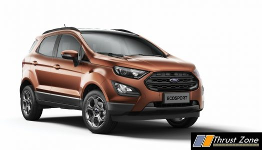 Ford EcoSport S Variant Launched Along With Signature Edition (1)