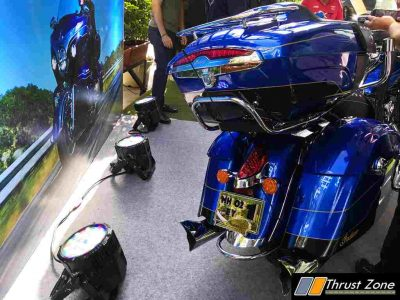 Indian® Roadmaster Elite India Launch