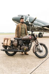 Royal Enfield launches the limited edition Classic 500 Pegasus motorcycle inspired by the Legendary Lightweight World War Two British Paratroopers' Motorcycle - Flying Flea