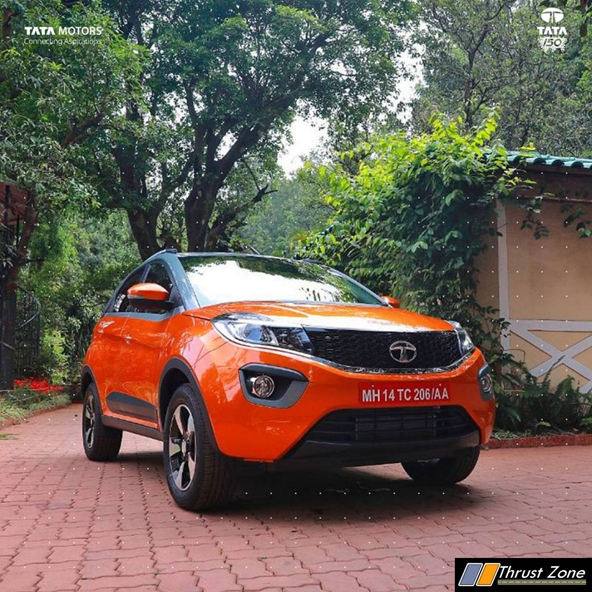 Tata Nexon AMT Petrol Diesel Launched Price Specs And