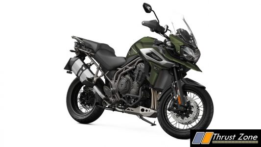 Triumph Tiger 1200 India Launch Price Specification Colors (2)