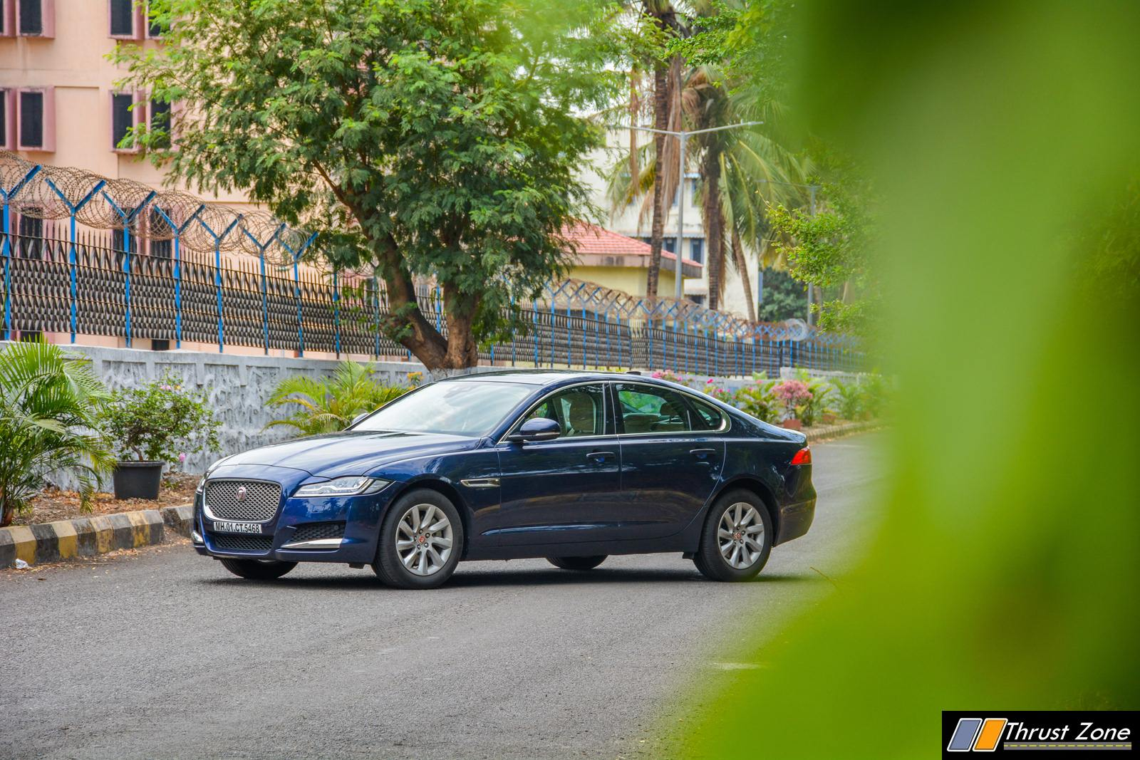 2018 Jaguar Xf Diesel India Review Video Included Five Reasons To