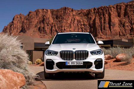 All New 2019 BMW X5 (12)