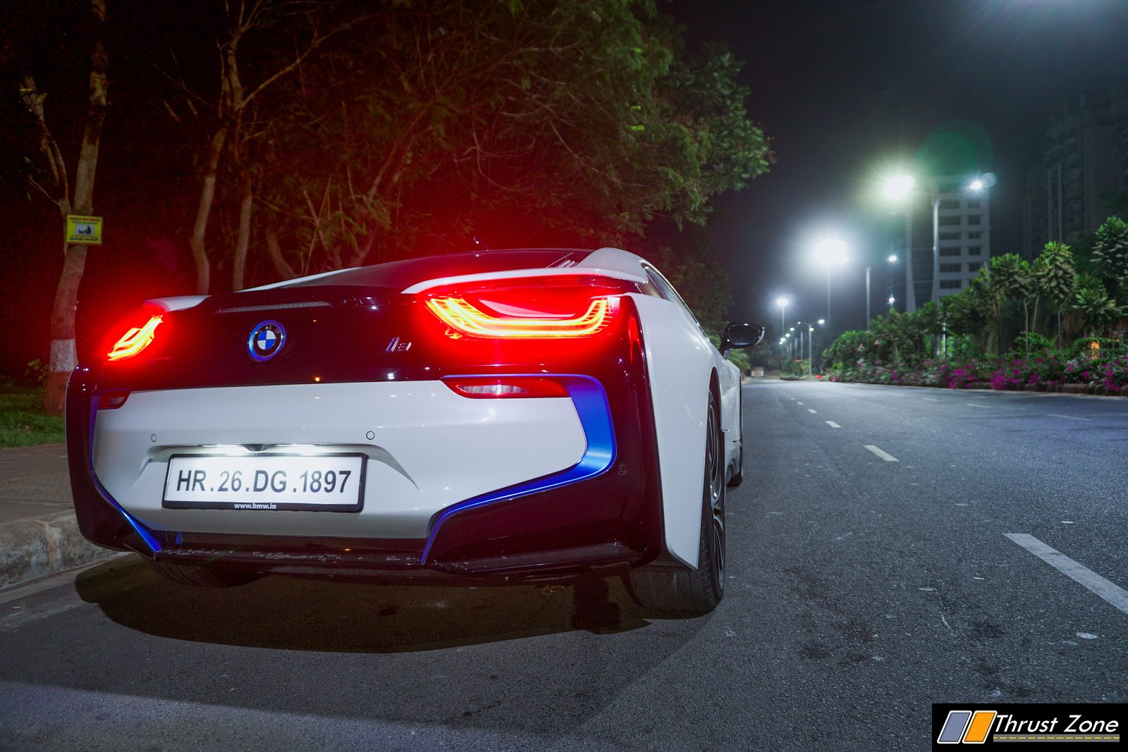 Bmw I8 India Review 11 2 Thrust Zone