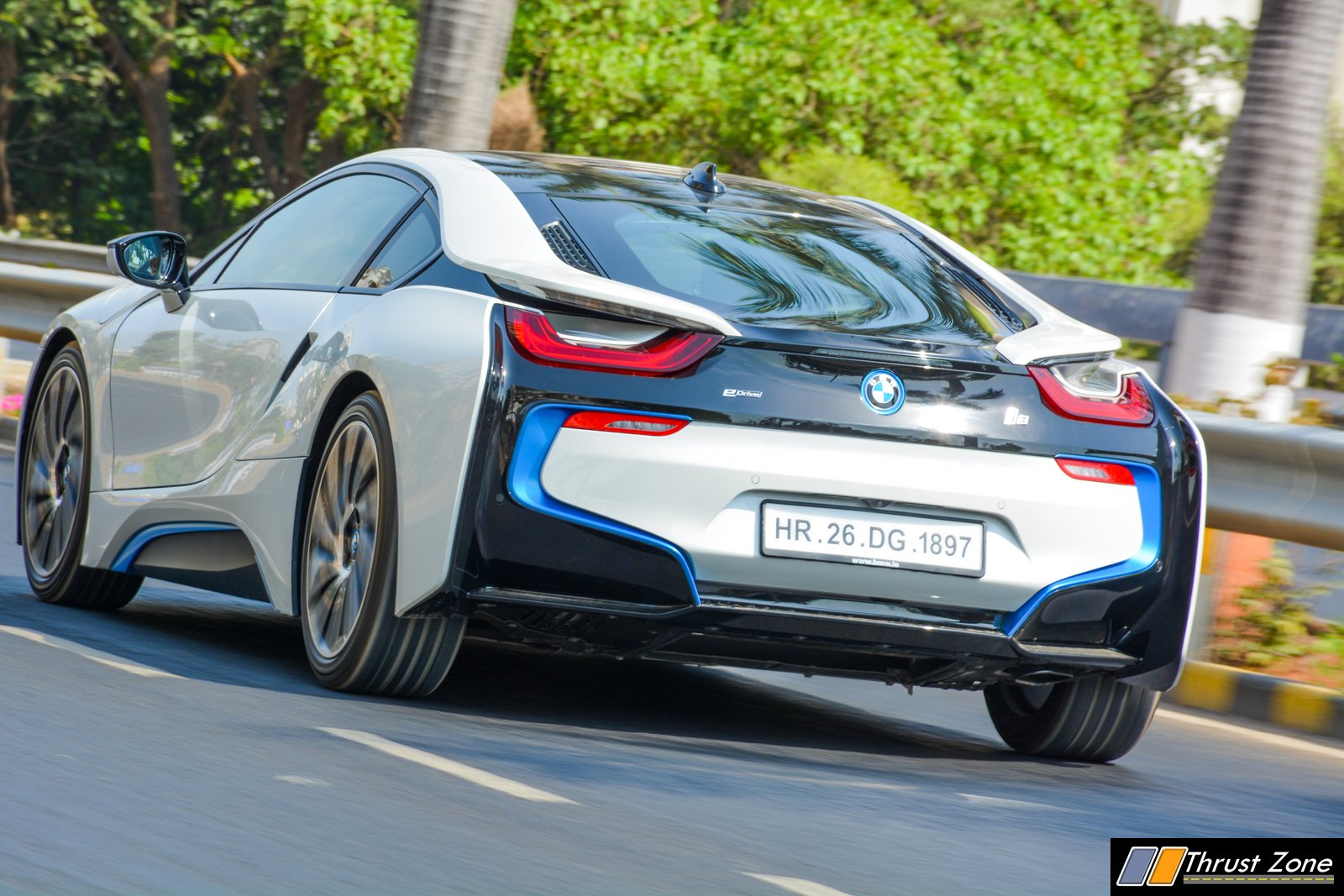 2018 Bmw I8 India Review First Drive