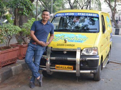 Chirag Shah - Founder & CEO, Refreshed Car Care