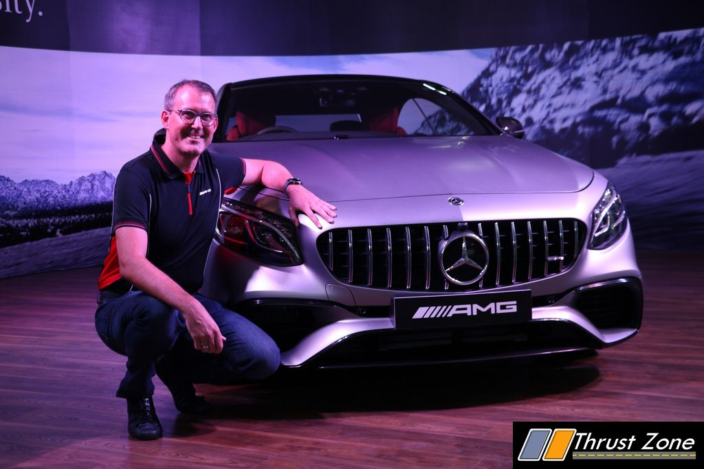 Mercedes AMG S63 India Launch (3)
