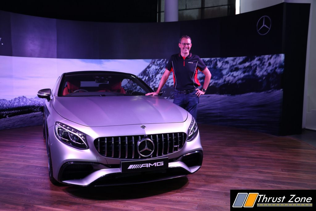 Mercedes AMG S63 India Launch (4)