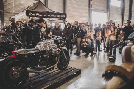 Moto Guzzi V7 III Limited Revealed At Wheels and Wave (2)