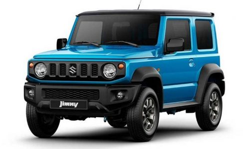 Suzuki-Jimny-Sierra