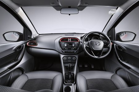 Tata Tigor Buzz_Interior