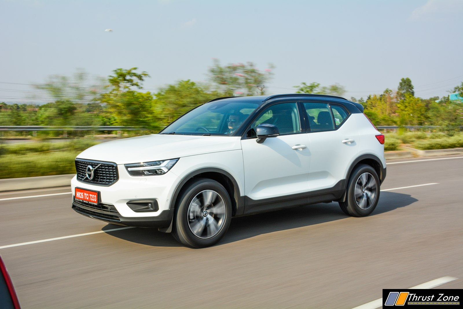 Volvo Xc40 Variants Launched Already Gains Strong Foothold In Its Segment
