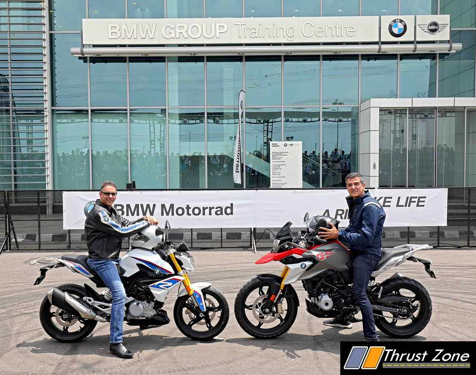 2018 Bmw G310gs India Launch Done Price Specs Details