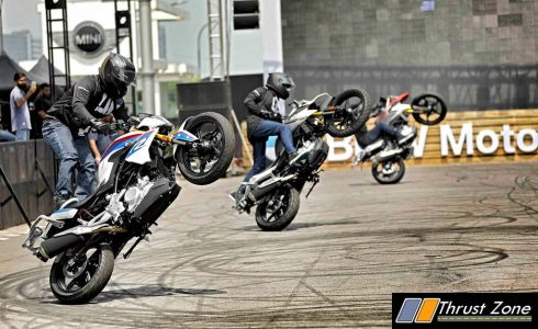 01 Launch of the all-new BMW G 310 R and BMW G 310 GS