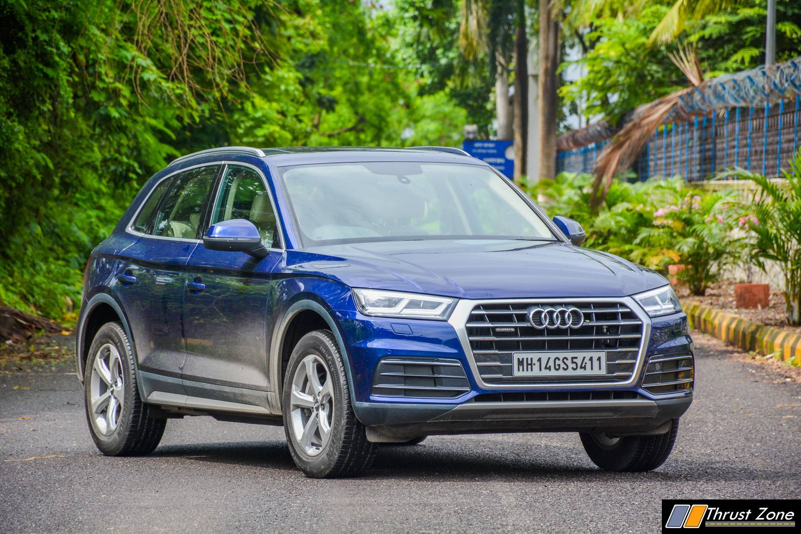 2018 audi q5 india diesel review first drive. Black Bedroom Furniture Sets. Home Design Ideas