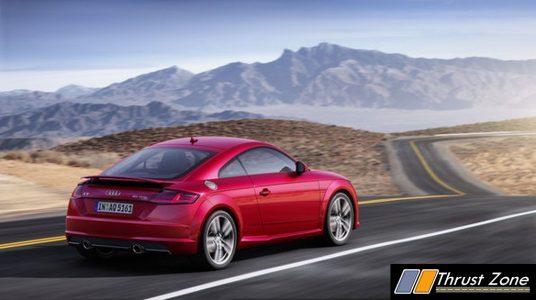 2019 Audi TT India Price Specs Launch Sports Car (4)