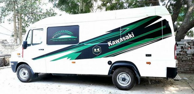 Kawasaki Doorstep Service Introduced in India