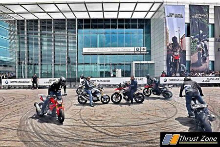Launch - BMW G 310 R and BMW G 310 GS