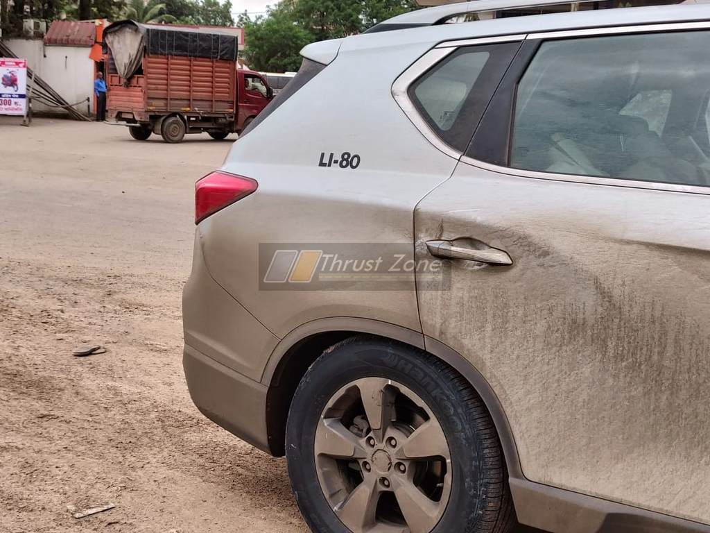 2019 Mahindra Xuv 700 Spotted Testing Interior Revealed