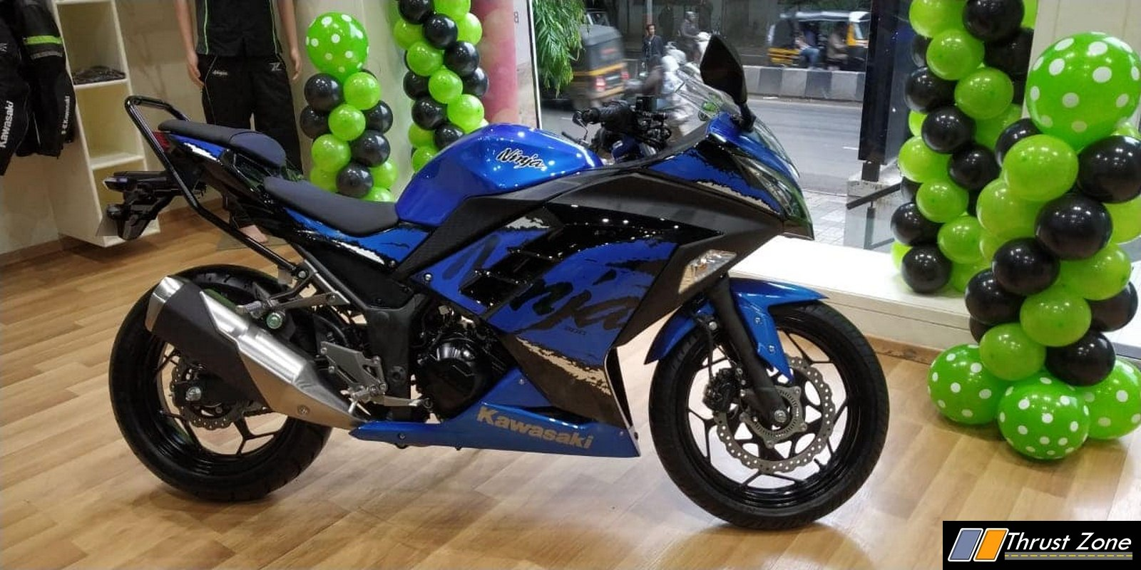 2018 Kawasaki Ninja 300 India Launch Done With Abs And New Colors