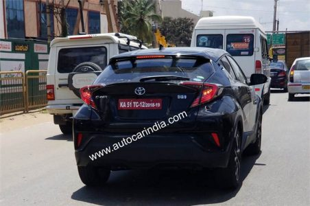 Toyota-CHR-India-Spied (1)