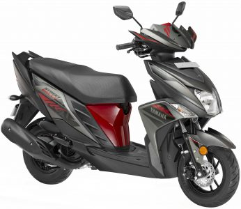 Yamaha Ray Street Rally Edition (1)