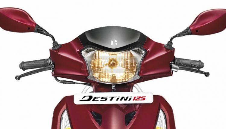 Destini 125 i3s AHO