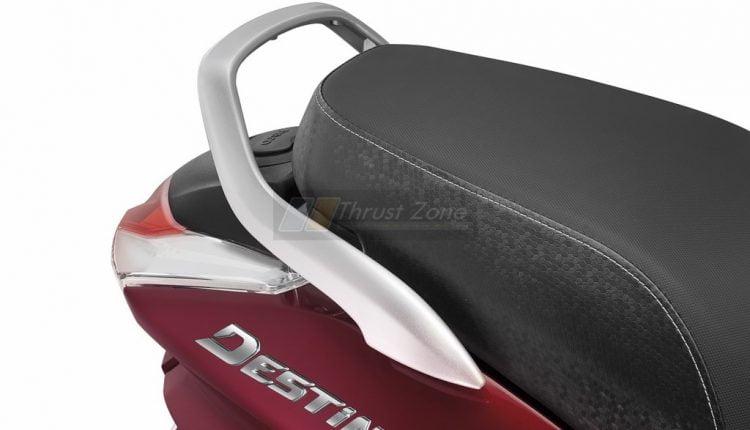Destini 125 i3s Grabrail