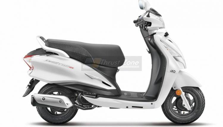 Destini 125 i3s Pearl Silver White5