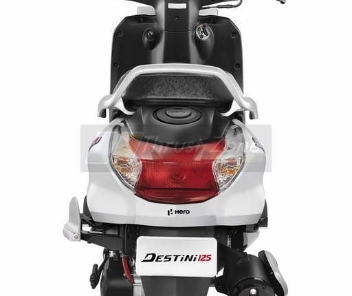 Destini 125 i3s Pearl Silver White6