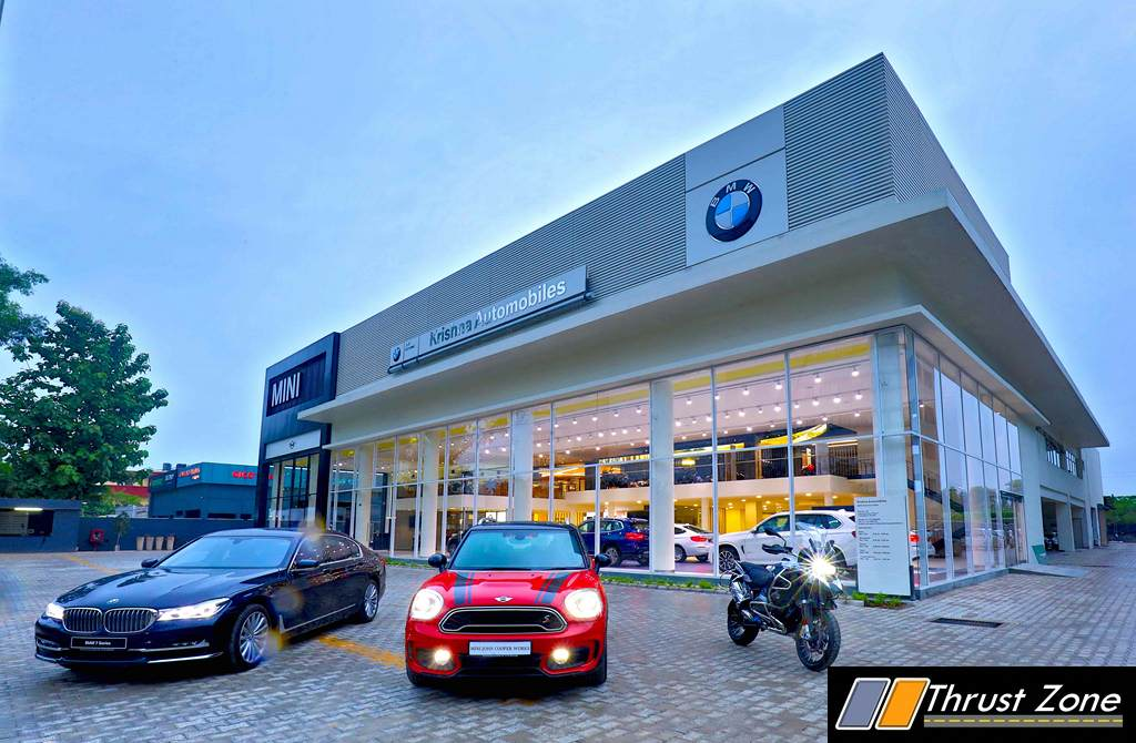 Service BMW, Mini and Motorrad Vehicles (1)