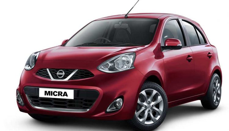 The 2018 Nissan Micra (2)