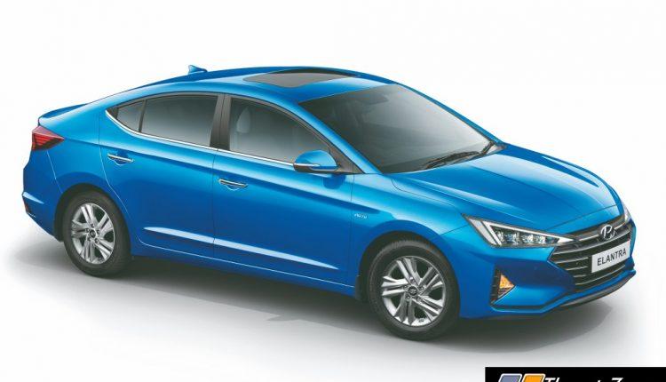2020 Hyundai Elantra Facelift