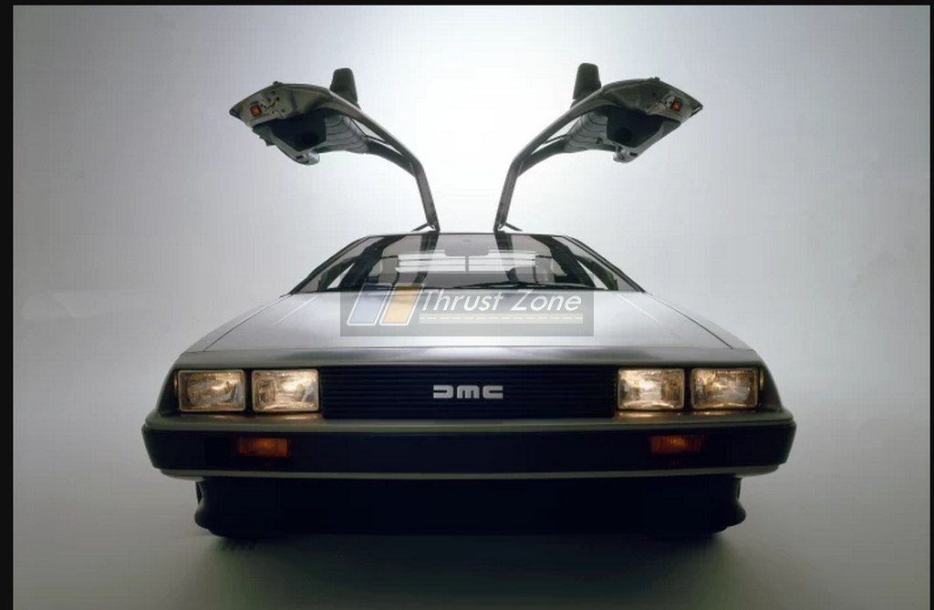 2020 DeLorean DMC12 (4)