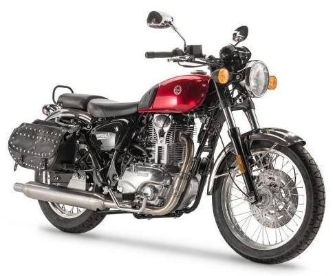 Benelli Imperiale 400 India (1)