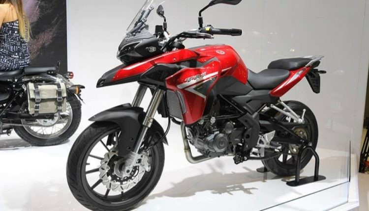 Benelli TRK 251 India Launch (1)