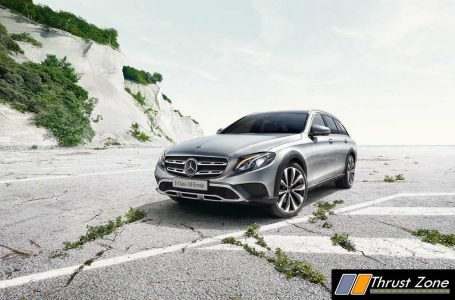 E-Class All-Terrain India Launch (2)