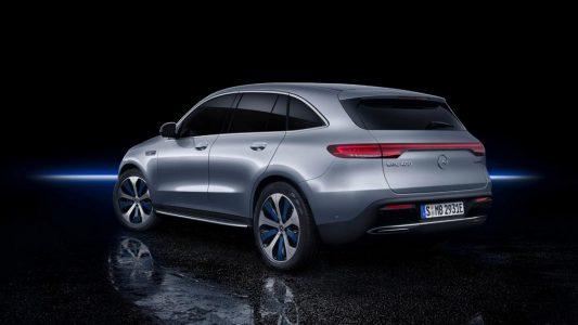 Mercedes EQC Electric SUV (1)