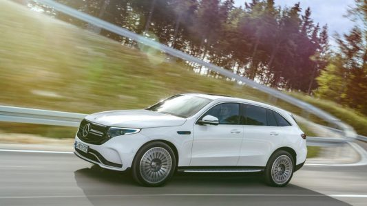 Mercedes EQC Electric SUV (2)