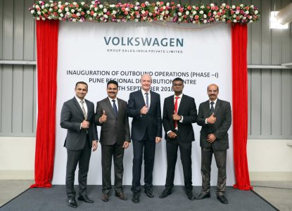 Two Spares and Service Initiatives By Volkswagen