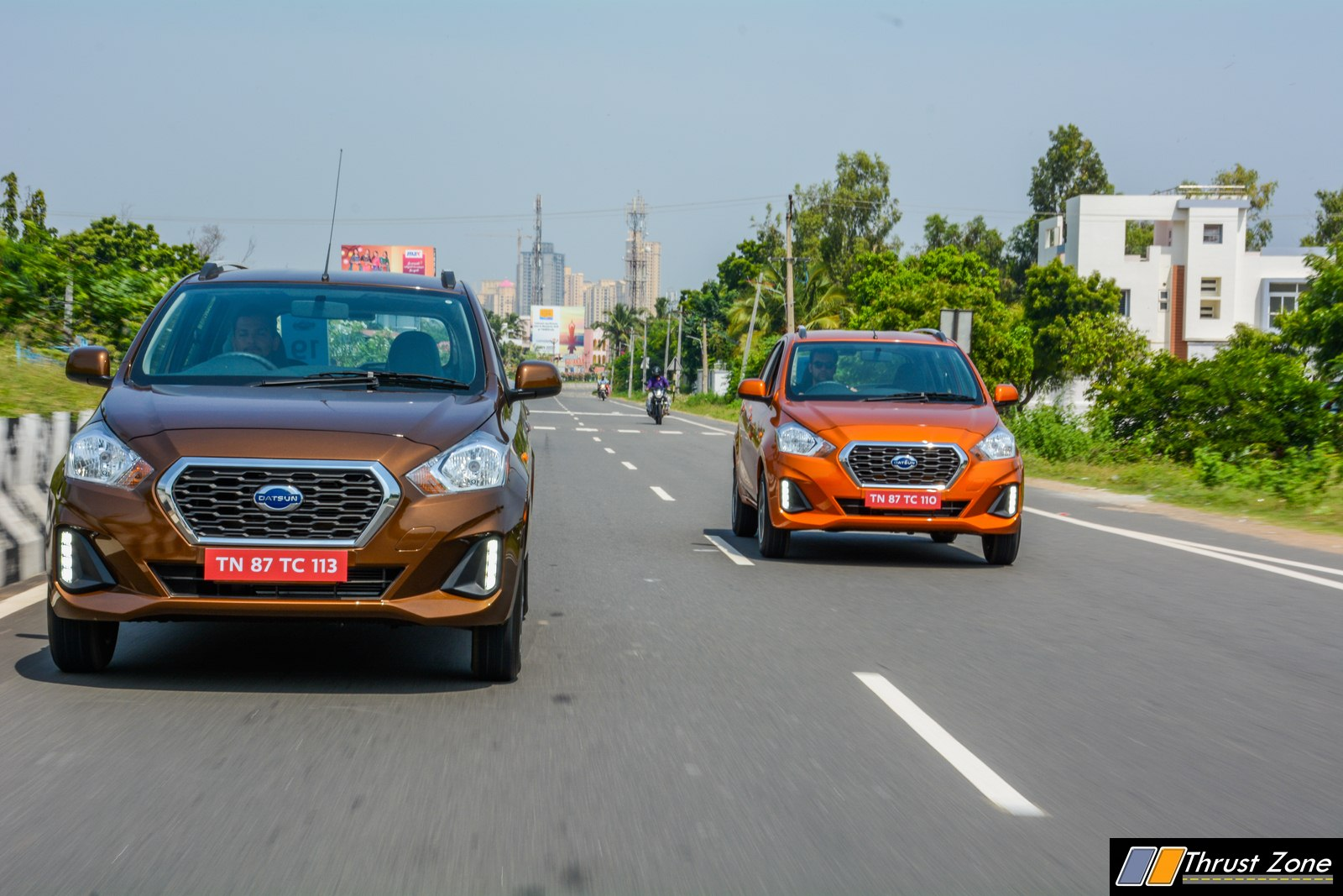2019 Datsun Go and Go Plus Facelift Review, First Drive