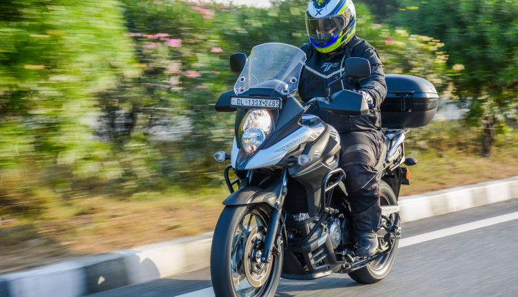 2018 Suzuki VStrom 650XT India Review-12