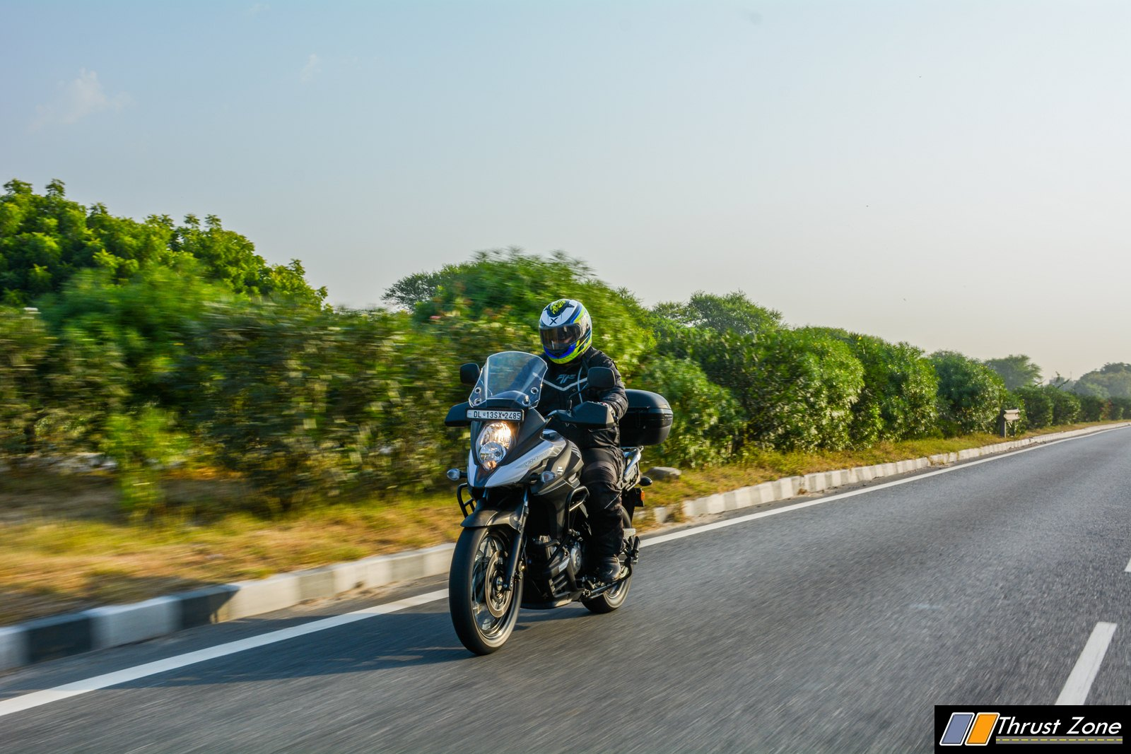 2018 Suzuki VStrom 650XT India Review-13
