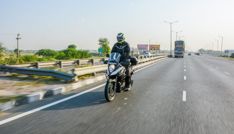 2018 Suzuki VStrom 650XT India Review-14